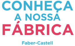 Convite para conhecer a fábrica Faber-Castell